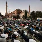 Hagia Sophia: First Friday Prayer Since 1934