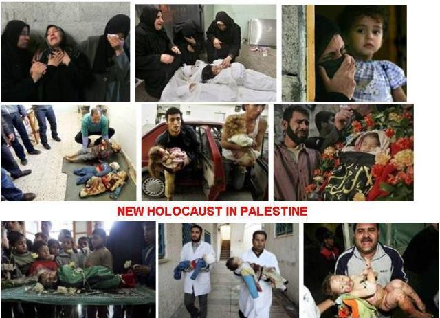 Korban Kebiadaban Israel