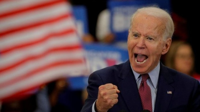 Biden coming closer to set in the White House