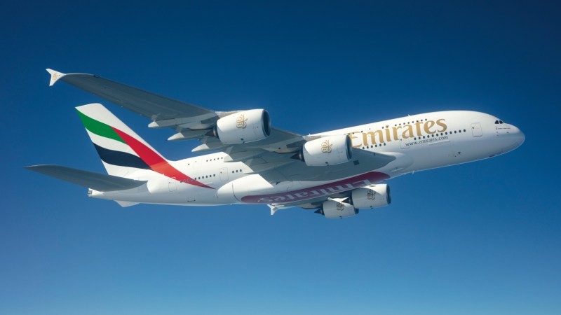 Emirates Airlines to deploy iconic A380 to Sao Paulo in January
