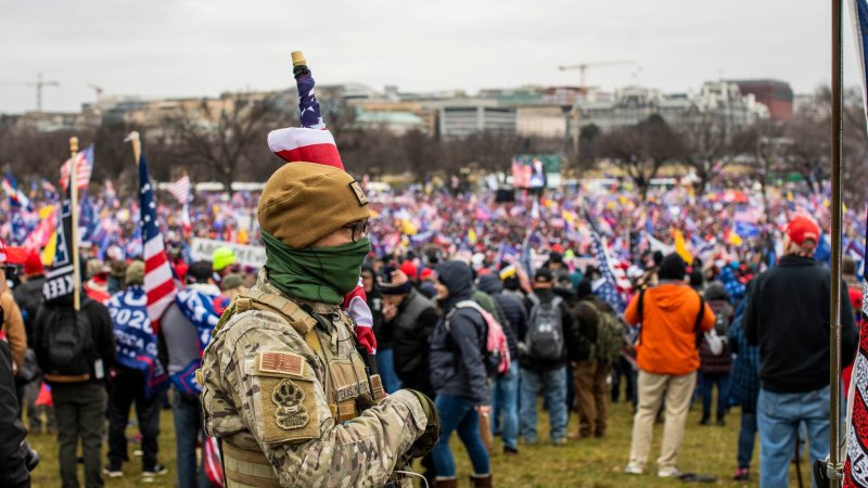 U.S. Federal authorities warn of potential violence from 'boogaloo' and 'QAnon'