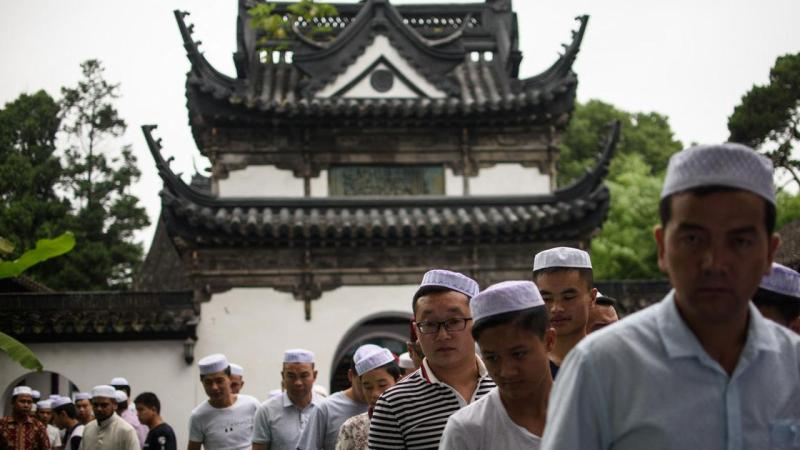 Suzhou and the history of Islam in China