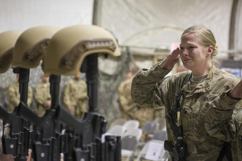 EXPLAINER: What remains as US ends Afghan 'forever war'