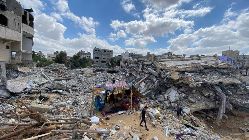 UN appeals for $95 million in Gaza aid for 'immediate' humanitarian needs
