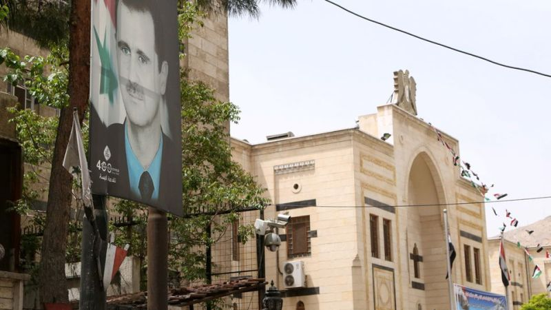 Syrian court selects two candidates to appear on ballot against Assad