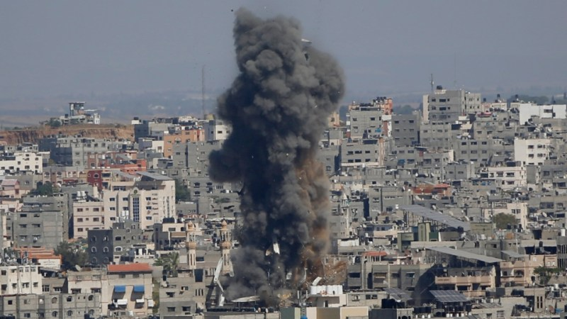 Israel and Hamas Agree on cease-fire
