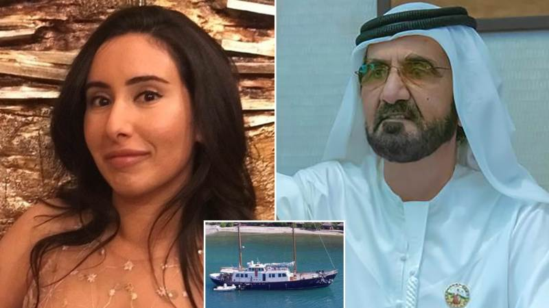 How the FBI played a role in the capture of Princess Latifa of Dubai