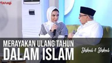 Photo of Perayaan Ulang Tahun dan Maulid dalam Islam