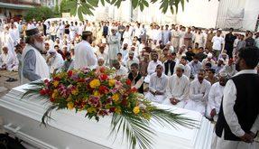 Funeral-Islam - Islam rites of passage