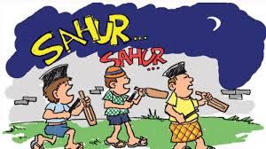 Sahur dan Tradisi di Indonesia