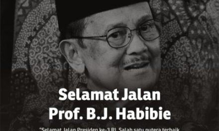 Selamat Berpulang, Eyang BJ. Habibie