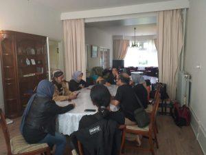 Perjalanan ke Eropa Ki Ageng Ganjur 2019 (al Zastrouw)