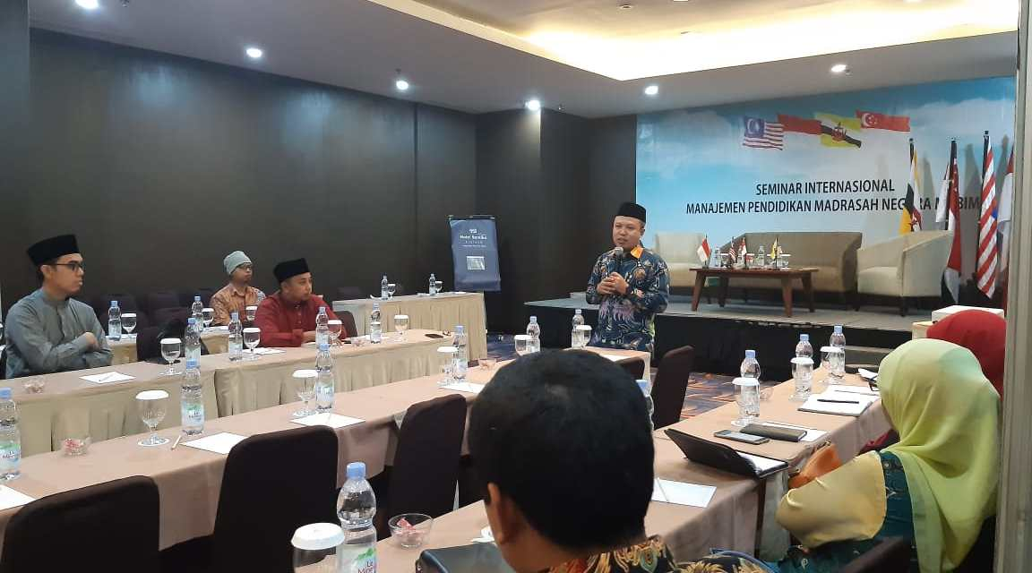 PKPPN Hadiri Forum MABIMS: LISAN, Salah Satu Good Practices Diseminasi Islam Wasathiyyah