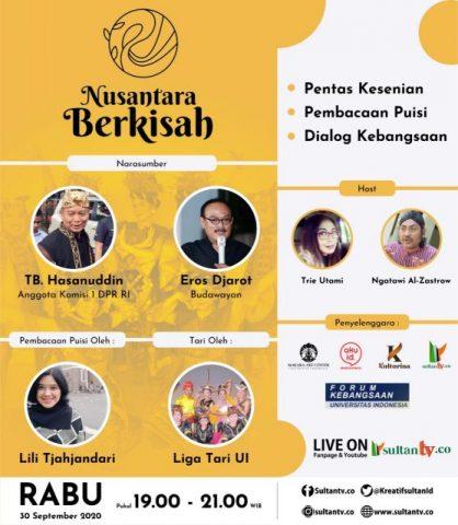 MAC UI Gelar Event Seni Budaya untuk Gali Akar dan Tradisi Budaya Nusantara