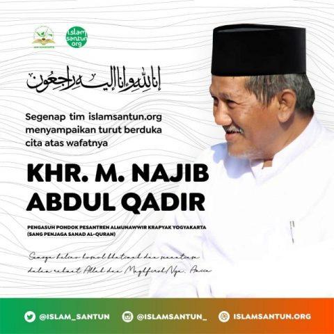 Sifat yang Sulit Ditiru dari Mbah Kiai Najib Abdul Qadir