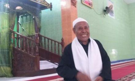 Islam di Pulau Dom, Sorong (2): Imam Masjid, Pengawal Dakwah