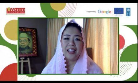 Yenny Wahid: Media Sosial Harus Dikembalikan Menjadi Ruang Rahmah, Asik dan Nyaman untuk Netizen