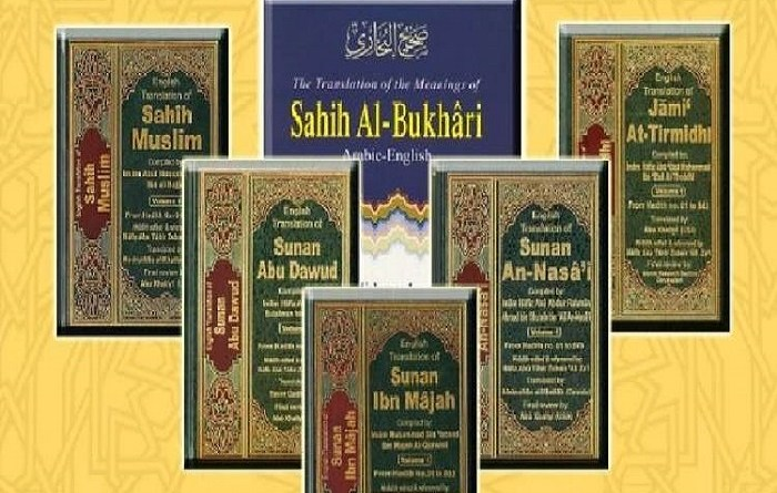 How Many Famous Hadith Books In Hindi ?
