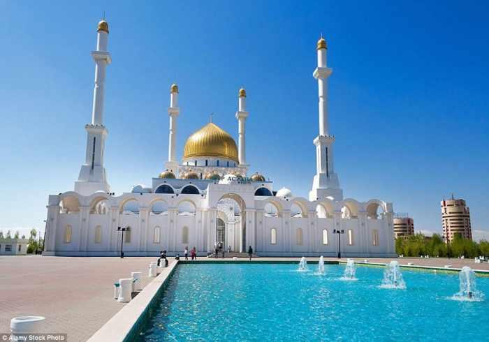 mosquee kazakhstan