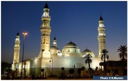 Masjid-Quba-ziyarah places madina