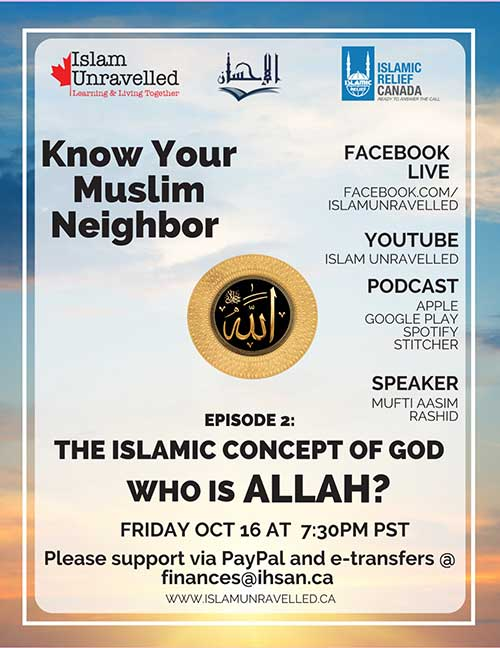 2 Islam Unravelled Know Your Muslim Neighbour Episode