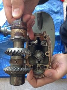 PropellerShaft-Gears-ClutchDog-IslanderSailboatInfo