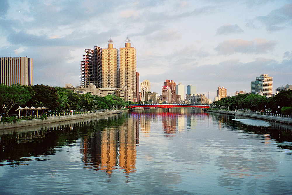 Photo: The Love River of Kaohsiung