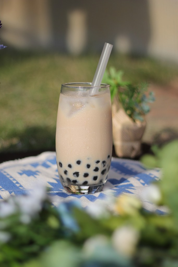 Photo: Refreshing, chilled bubble tea