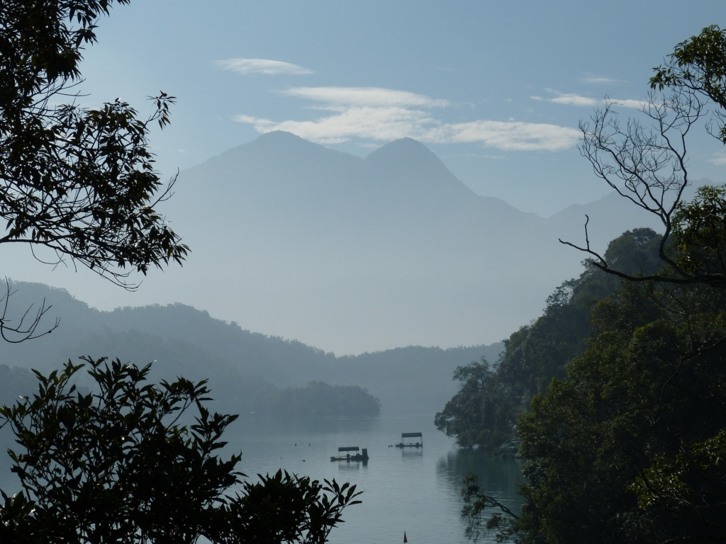 Photo: Sun Moon Lake