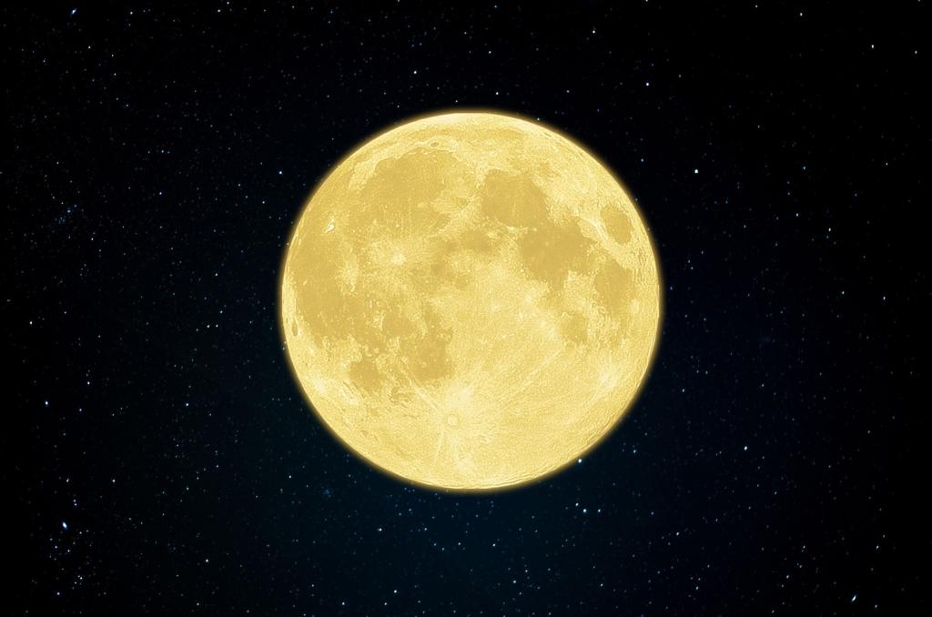 Photo: Mid-autumn full moon