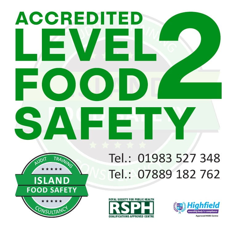 Cieh Level  Award In Supervising Food Safety In Catering