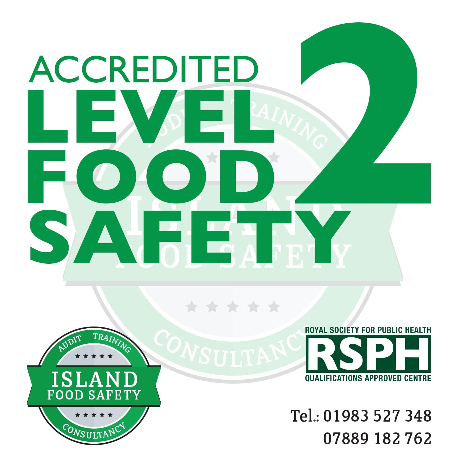 Accredited Level 2 In Food Safety In Catering Training