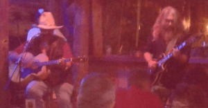 Live Blues In Key West w/ Moose & Wayne Sorbelli (Island Guitar)