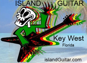 Island Guitar, Ukulele, Bass, Keyboard, Drums, Music supplies, sales, rentals, lessons etc Key West & Dallas