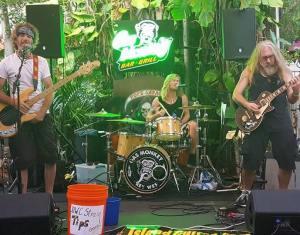 DWC STRAIN the Band Live at Gas Monkey Key West