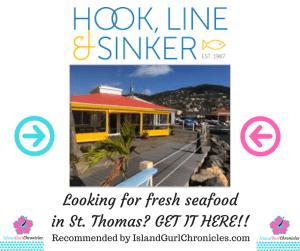 Hook Line Sinker Saint Thomas