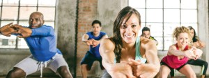 Group Fitness at Island Gym
