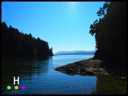 roesland, pender island, bc