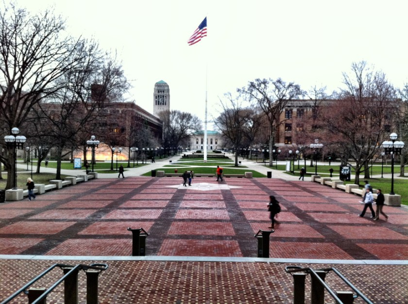 April 18, 2011 : The Diag untitled 20110418 1885 920x687