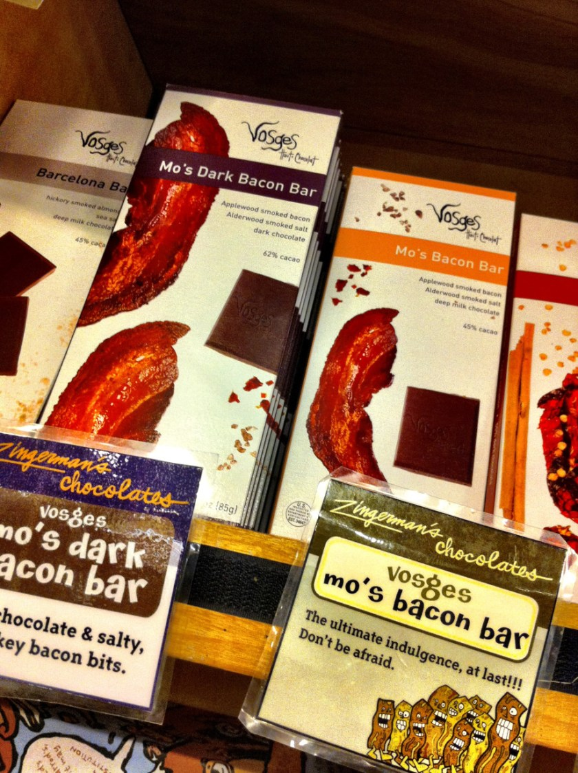 April 20, 2011 : Chocolate Bacon untitled 20110420 19441 920x1231