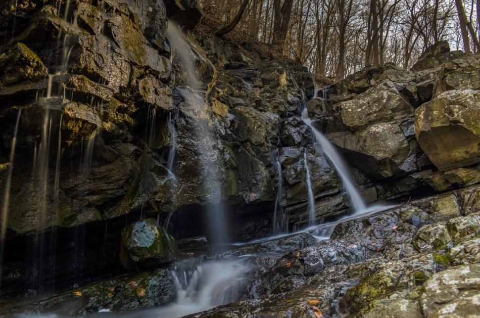 Kugler Woods Waterfall