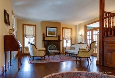 livingroom, chairs, wooden floor, windows