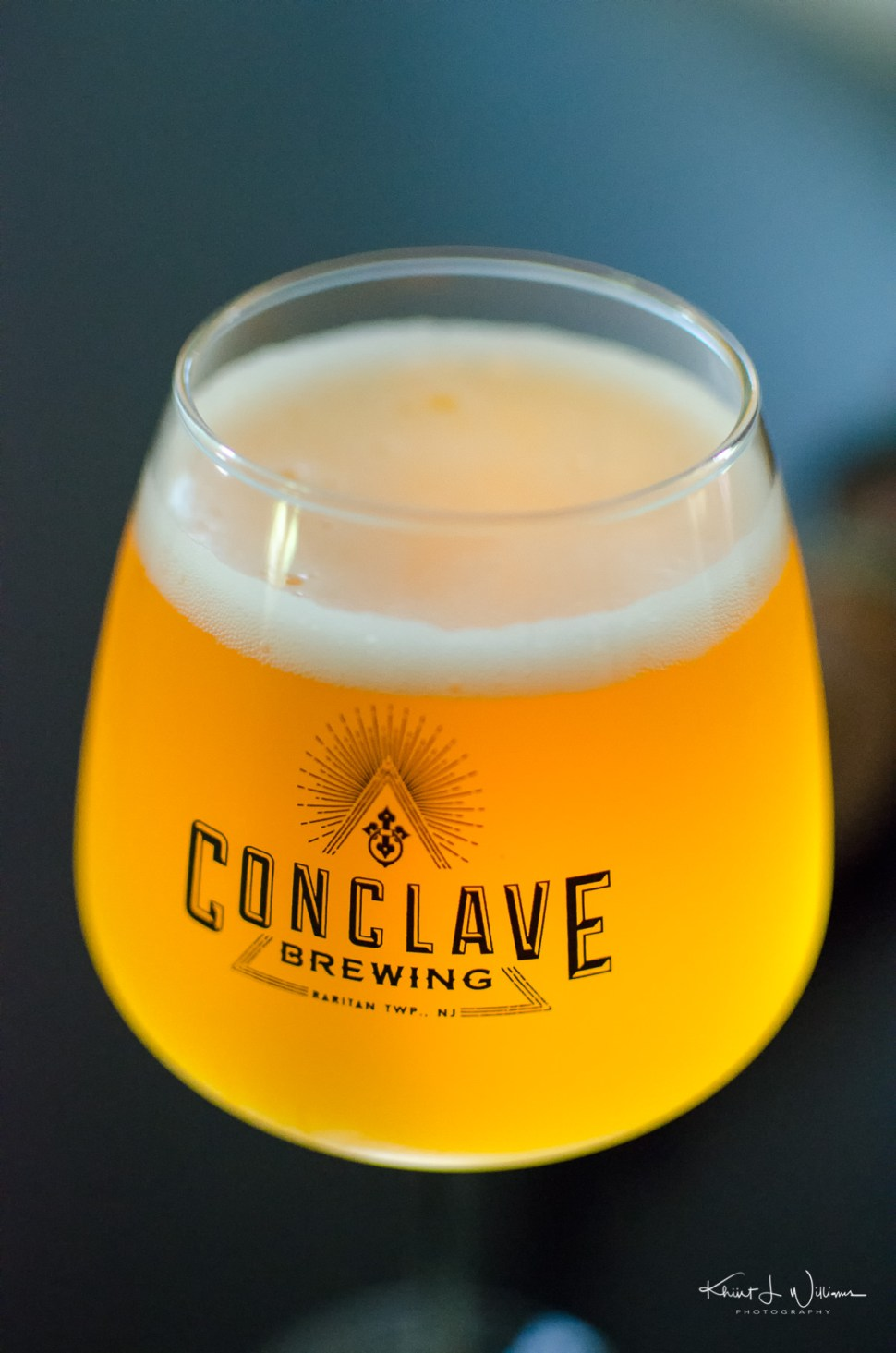 Beer, Ale, Glass, IPA, Golden, Conclave Brewing