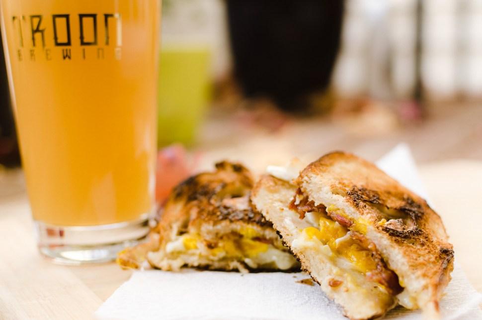Argle-Bargle, Craft Ale, Pale Ale, Troon Brewing, Sandwich, Kitchen