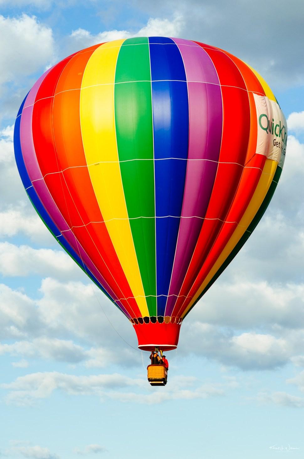 Balloon, Blogroll