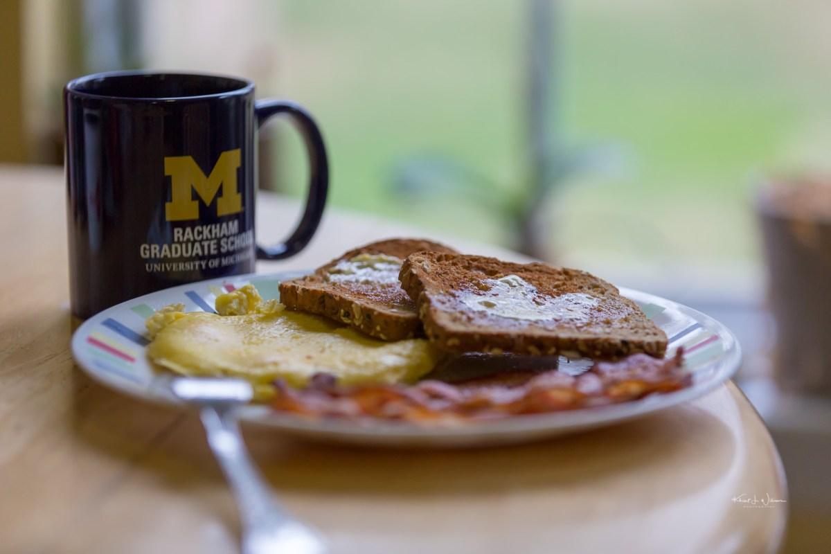 A Simple Breakfast