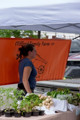Opening Day of the Montgomery Farmers Market %name