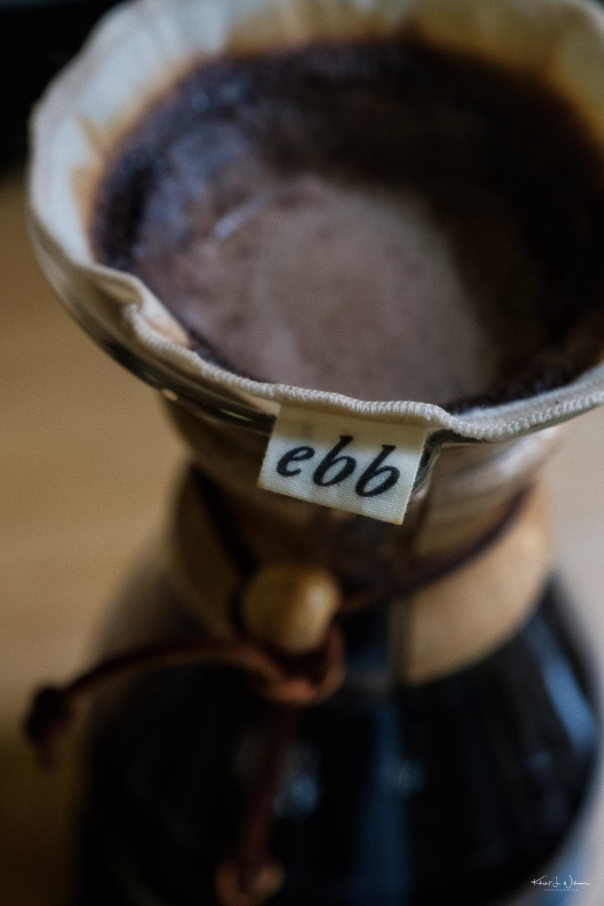 Ebb Coffee Filter for Chemex