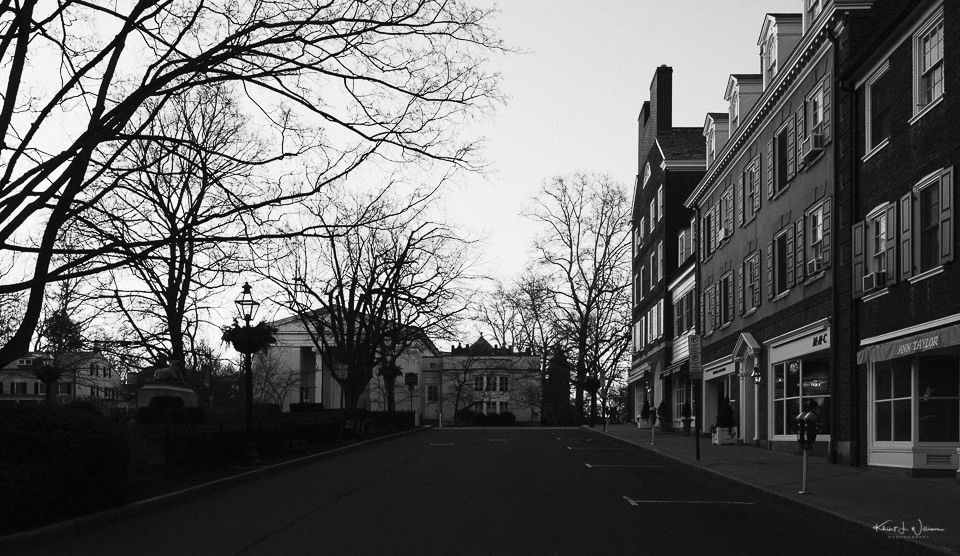 Palmer Square, Princeton, Street
