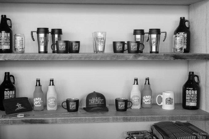 Beach Haus Brewery merch